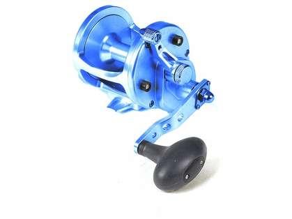 Avet LX 6.0 Single Speed Sailfish Cam Reel - Blue