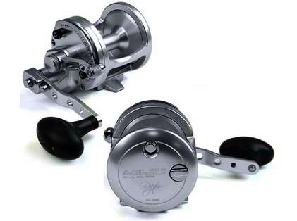 Avet LX 6.3 MC Raptor 2-Speed Lever Drag Casting Reel Gunmetal