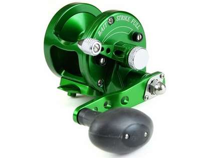 Avet MXJ 5.8 Green Single Speed Lever Drag Casting Reel
