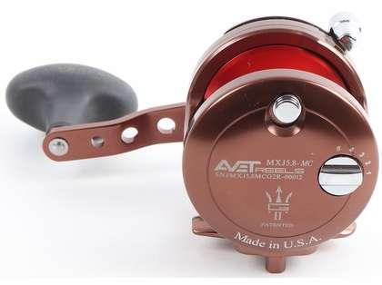 Avet MXJ G2 5.8 MC Single Speed Reel - Neptune's Heart (Blemished)