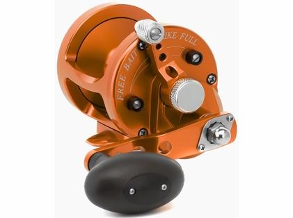 Avet MXL 5.8 MC Single Speed Lever Drag Casting Reel - Orange
