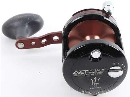 Avet MXL G2 5.8 MC Single Speed Reel - Black (Blemished)