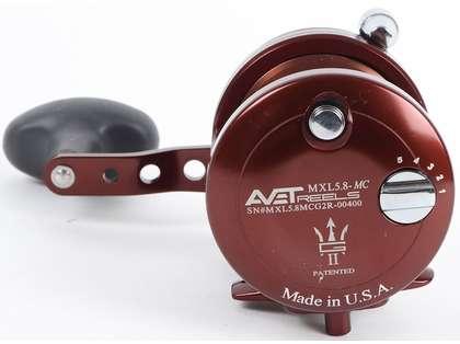 Avet MXL G2 5.8 MC Single Speed Reel - Neptune's Heart (Blemished)
