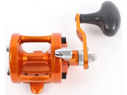 Avet SX 5.3 MC Single Speed Reel - Orange (Blemished)