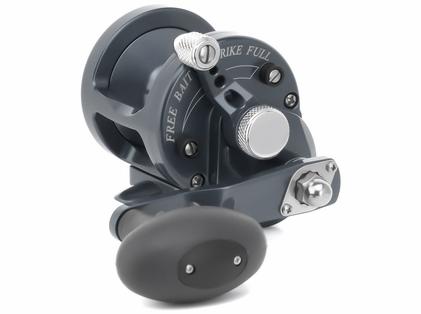Avet SX 5.3 MC Single Speed Lever Drag Casting Reel Gunmetal Grey
