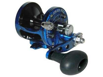Avet SX 5.3 Single Speed Lever Drag Casting Reel Blue/Black Camo