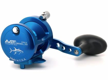 Avet SX 6/4 2-Speed Lever Drag Casting Reels