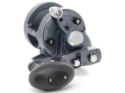 Avet SX 6/4 MC 2-Speed Lever Drag Casting Reel Gunmetal Grey