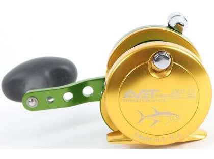 Avet SXJ 5.3 Single Speed Reel - Gold (Blemished)