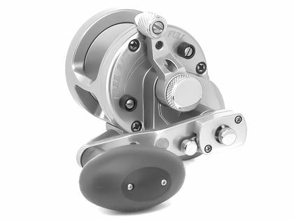 Avet SXJ 6/4 2-Speed Lever Drag Casting Reel - Silver