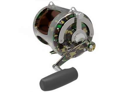 Avet TRX-80W 2-Speed Lever Drag Big Game Reel Camo