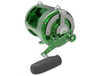 Avet TRX-80W 2-Speed Lever Drag Big Game Reel Green