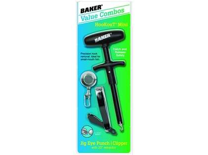 Baker Tools HM-BJEP Value Combo Mini Hookout and Clipper set