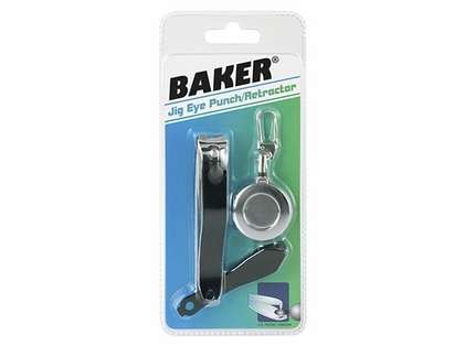 Baker Tools Jig eye Punch Line Clipper Tool