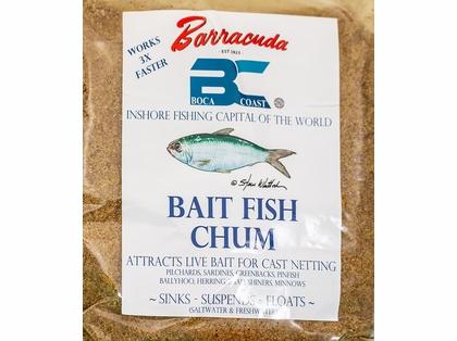 Miracle Bait Fish Chum 11oz  Professional Fish Attractant Tournament Proven