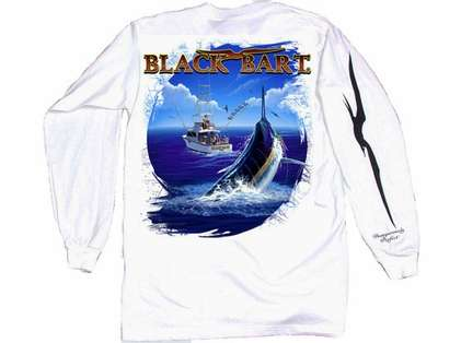 Bart Meets TuTu Long Sleeve T-Shirts
