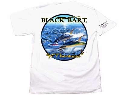 Bart's Yellowfin Tuna Short Sleeve T-Shirts