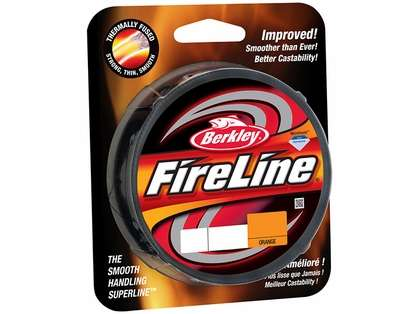 Berkley FireLine Fused Original 4-20lb 125yds Blaze Orange