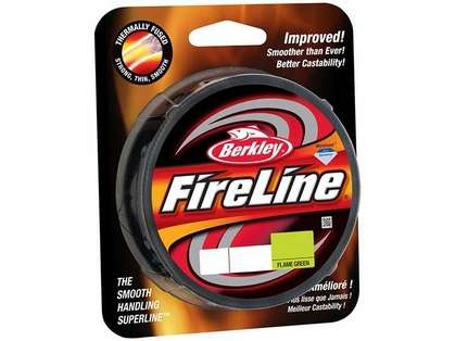 Berkley FireLine Fused Original 4-30lb 300yds Flame Green 4lb