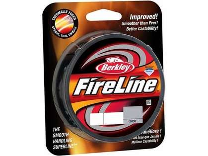 Berkley FireLine Fused Original 4-30lb 300yds Smoke 20lb