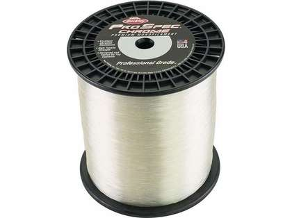 Berkley ProSpec Chrome - 5 lb. Spool - Clear 130 lb. / 2000 yd.