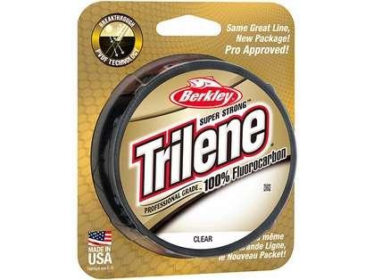 Berkley Trilene 100% Fluoro Professional Grade 4-8lb 200yds Clear