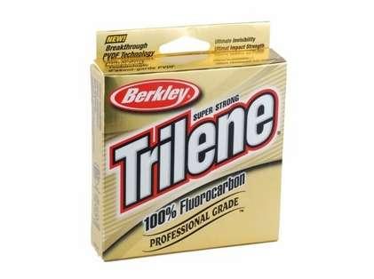 Berkley Trilene 100% Fluorocarbon 200yd Spools 17lb.-25lb. Green Tint