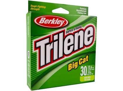 Berkley Trilene Big Cat Monofilament 30lb 220yds Solar