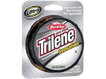 Berkley Trilene Sensation Professional Grade 10-17lb 330yds Green