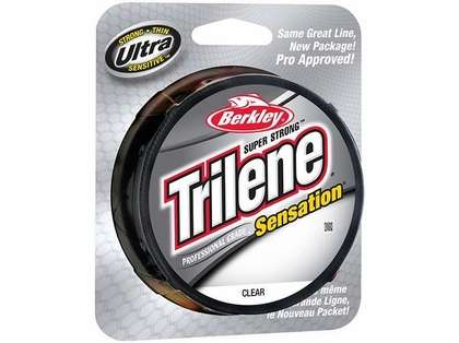 Berkley Trilene Sensation Professional Grade 2-8lb 330yds Clear 2lb