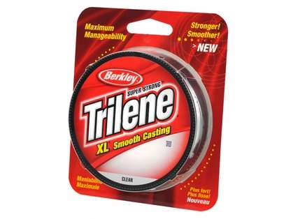 Berkley Trilene XL Smooth Casting Filler Spools Clear