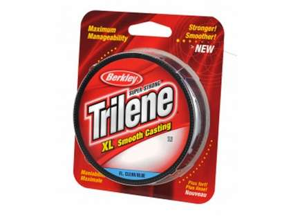 Berkley XLFS14-26 Trilene XL Smooth Casting Filler Spool