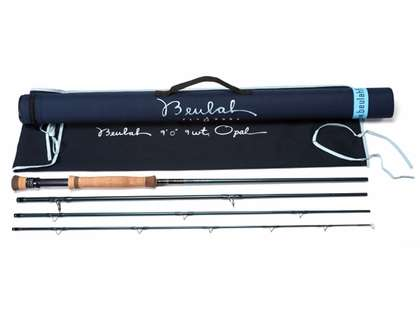 Beulah OPAL1090 Opal Series Single Hand Saltwater Fly Rod