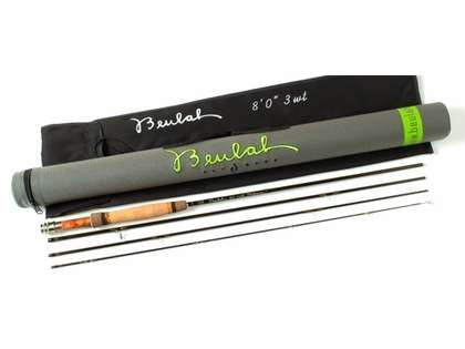 Beulah PL380 Platinum Single Hand Fly Fishing Rod