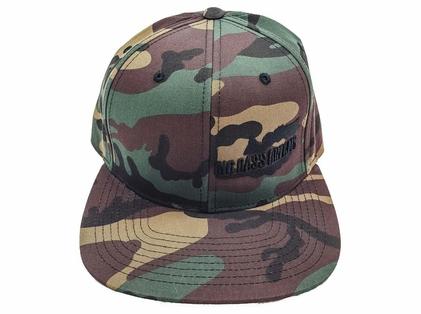 8858c2e3b Big Bass Dreams Logo Classic Hat Camo/Black Embroidery