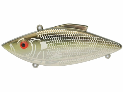 Bill Lewis Rat-L-Trap Mini-Trap (MT) 1/4oz 507 LIV-N-CHROME