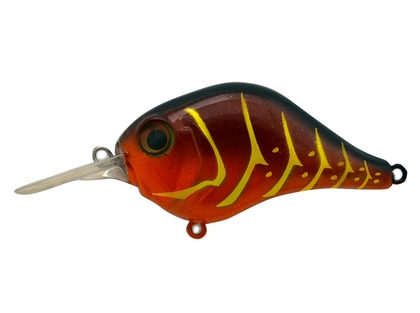Bill Lewis Rat-L-Trap MR-6 - Rayburn Red Craw