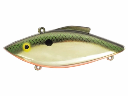 Bill Lewis Rat-L-Trap Original (RT) 39G GOLD TENNESSEE SHAD ON GOLD