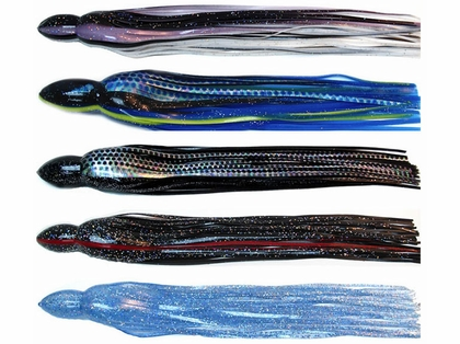 Black Bart S6 15in Lure Replacement Skirts
