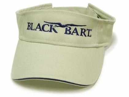 Black Bart Visor Tan