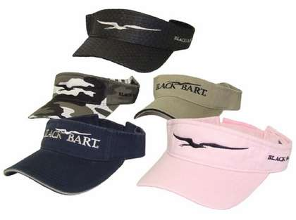 Black Bart Visors