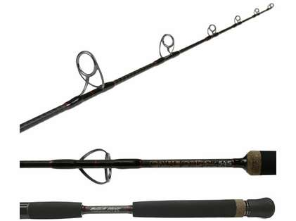 Black Hole 52S 350g Cape Cod Special Jigging Rod - Spinning