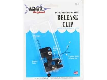 Black Marine RC99 Downrigger Kite Release Clip