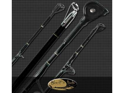 Blackfin Fin#166 Fin Series Saltwater IGFA 130 Trolling Fishing Rod