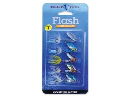 Blue Fox Flash Spinner Lure Kits