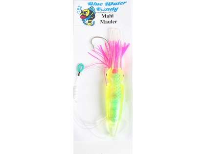 Blue Water Candy Mahi Mauler Lure