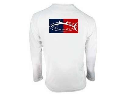 Bluefin USA BlueTex Logo Pazzo Long Sleeve Shirt