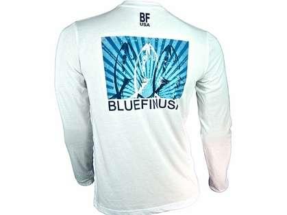 Bluefin USA Tuna Ovation Polycotton Long Sleeve Tees
