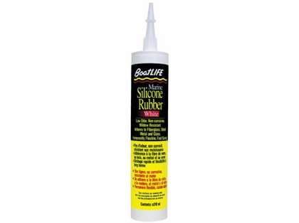 BoatLIFE 1150 Silicone Rubber Sealant - 10.6 oz. Cartridge