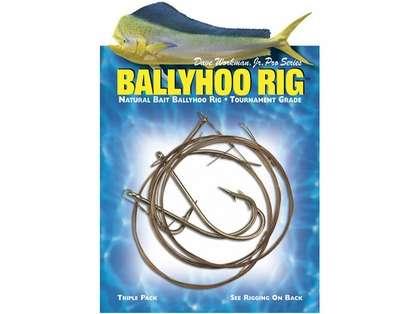 Boone Ballyhoo Rig 3pk